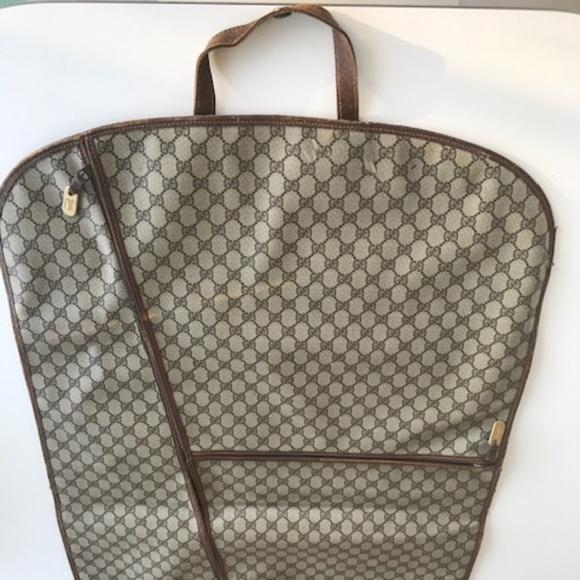 a3d7e5ab191 Gucci Handbags - Vintage Gucci Garment Bag